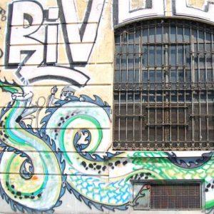 Enlèvement graffitis aceni entreprise de nettoyage -industriel