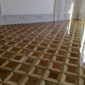 Rénovation parquet et thermoplastique - aceni-entreprise de nettoyage