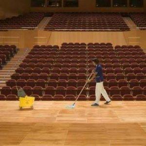 aceni nettoyage industriel propreté entreprise salle de spectacle